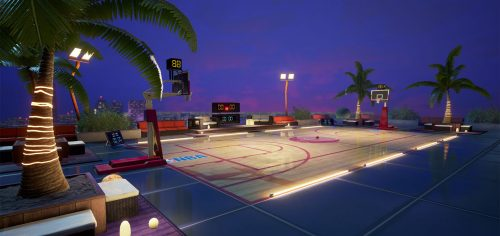 NBA Playgrounds — Miami DLC